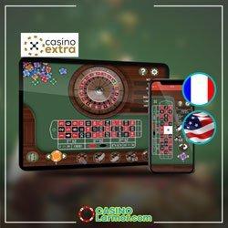 Casino Extra : Profitez des meilleures variantes de roulette en ligne